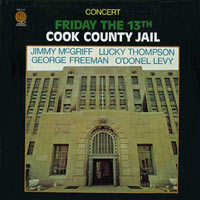 1972. Friday the 13th: Cook County Jail