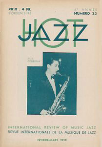 Jazz Hot n°23<small> (avant-guerre)</small>