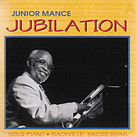 1994. Junior Mance, Jubilation, Sackville