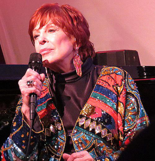 Annie Ross, Metropolitan Room, New York, NY, 2014 © Jim Eigo, by courtesy