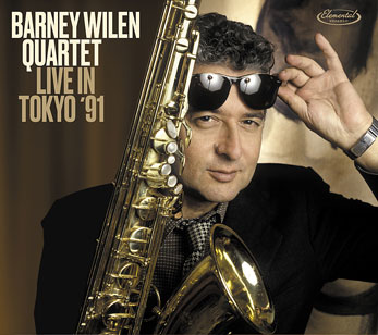 Album Barney Wilen Quartet, Live in Tokyo '91 © by courtesy of Elemental Music Records