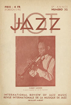 Jazz Hot n°32<small> (avant-guerre)</small>