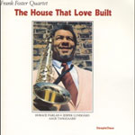 1982. Frank Foster, The House That Love Built, SteepleChase