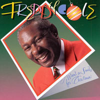 1994. Freddy Cole, I Want a Smile for Christmas, Fantasy