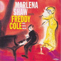 2007. Marlena Shaw Meets Freddy Cole, When You're Smiling, Ratspack