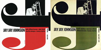 The Eminent J. J. Johnson, Vol. 1 & 2, Blue Note