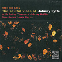 1962. Johnny Lytle, Nice and Easy