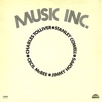 1971. Music Inc., Tolliver/Cowell/McBee/Hopps