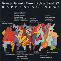 1987. George Gruntz-CJB, Happening Now