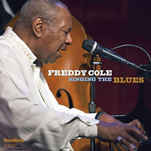 2014. Freddy Cole, Singing the Blues, HighNote