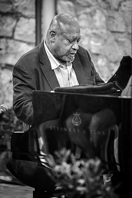 Kenny Barron, Festival de Jazz Roger Menillo, St-Cannat, 2019 © Eric Ribot by courtesy