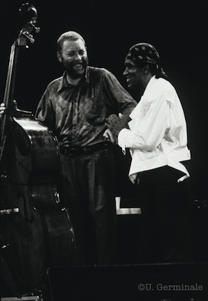 Al Foster avec Dave Holland (1993) © Umberto Germinale
