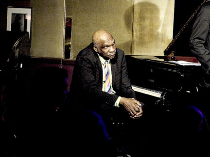 Harold Mabern at Ronnie Scott's, London, 14 janvier 2013 © David Sinclair