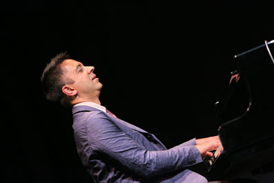 Vijay Iyer © Gianfranco Rota by courtesy of Bergamo Jazz
