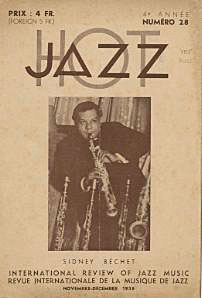 Jazz Hot n°28<small> (avant-guerre)</small>