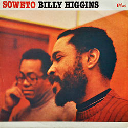 Billy Higgins, Soweto avec Cedar Walton, Red Records