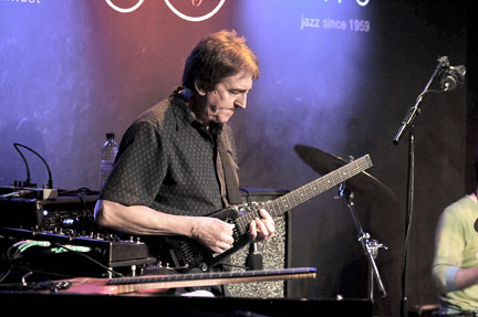 Allan Holdsworth © David Sinclair