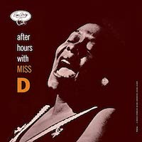 1954. Dinah Washington, After Hours With Miss D, EmArcy