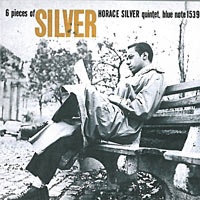 1956. Six Pieces of Silver