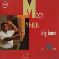 1991. McCoy Tyner Big Band, The Turning Point