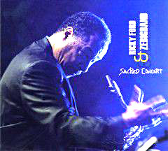 Ricky Ford & Ze Big Band, Sacred Concert, 2013